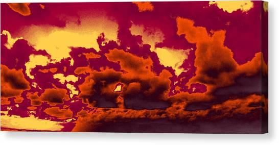 Sky #4 Canvas Print