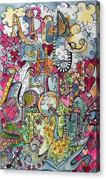 Sky Garden Canvas Print