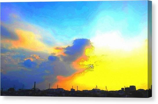 Canvas Print - Sky by Kumiko Izumi