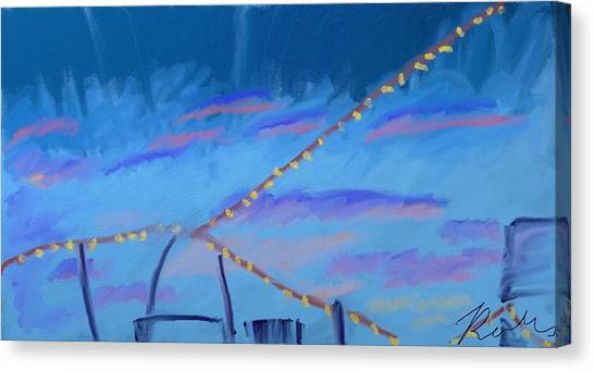 Canvas Print - Sky Lights by Robee B