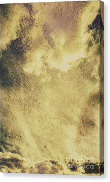 Storm Clouds Canvas Print - Sky Texture Background by Jorgo Photography - Wall Art Gallery
