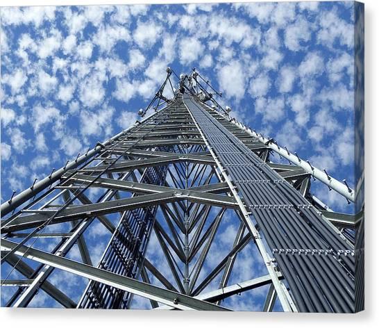 Sky Tower Canvas Print