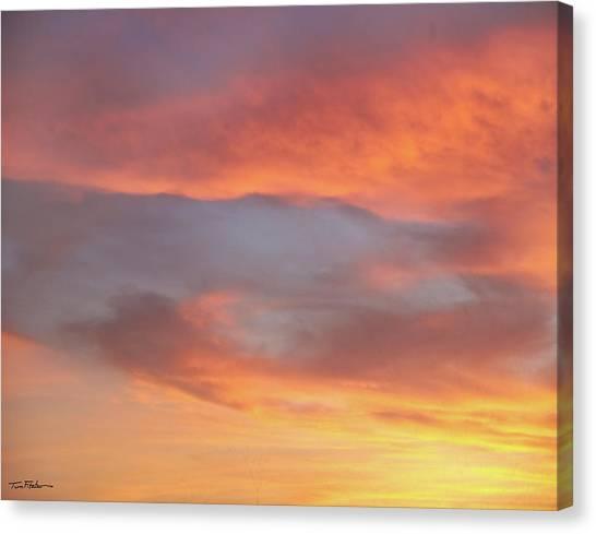 Sky Variation 17 Canvas Print