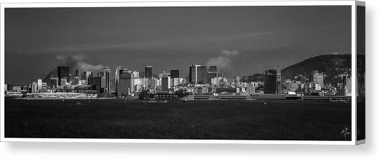 Skyline-porto-rio De Janeiro-rj Canvas Print