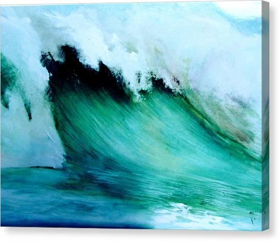 Slaughterhouse Beach Maui Canvas Print