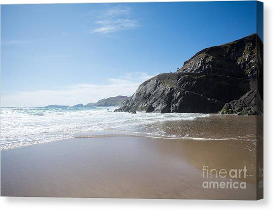 Ireland Canvas Print - Slea Head Beach by Smart Aviation