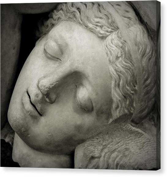 The Uffizi Gallery Canvas Print - Sleeping Ariadne by Patricia Strand