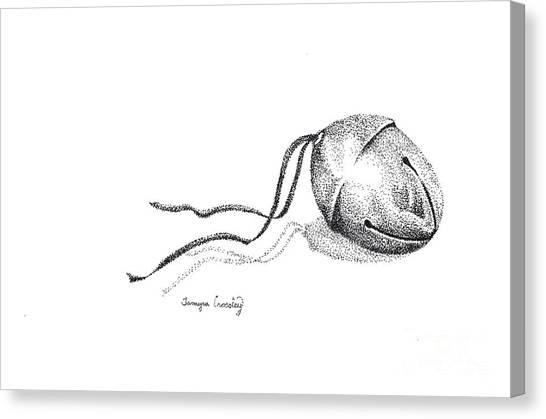 sleigh Bell Canvas Print