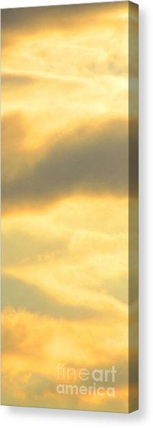 Slice Of Heaven Canvas Print