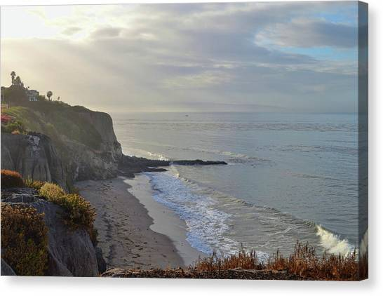Slo Views Canvas Print by JAMART Photography