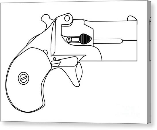 Small Pistols Canvas Prints (Page #3 of 3) | Fine Art America
