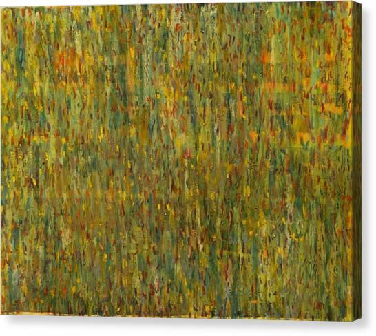 Small Impression Canvas Print by Jacob Stempky