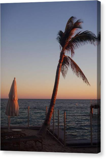 Smile With The Rising Sun Canvas Print by JAMART Photography