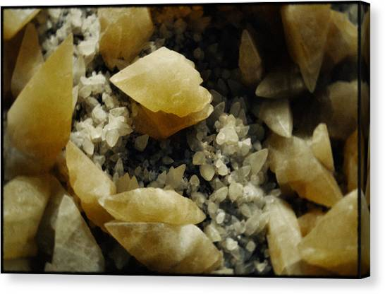 Smithsonian Institute Canvas Print - Smithsonian Gems And Minerals by Kyle Hanson