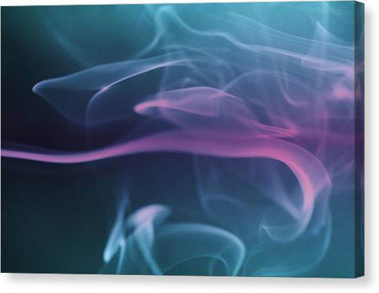 Canvas Print - Smoke And Mirrors by Russell Wilson