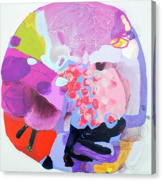 Canvas Print - Smug by Claire Desjardins