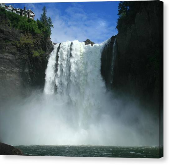 Snoqualmie Falls Photograph By Anne Julson