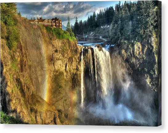 Snoqualmie Falls, Washington Canvas Print