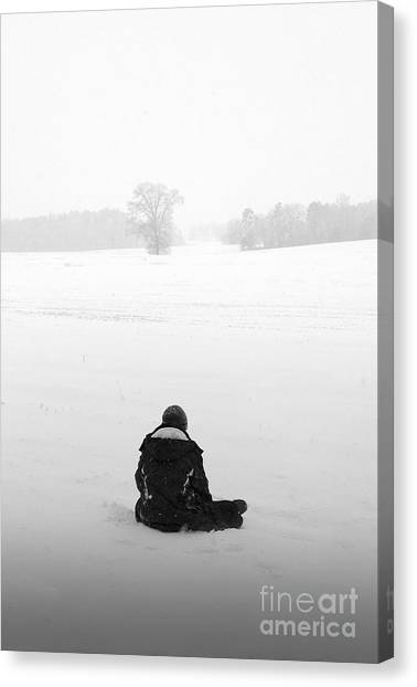 Snow Wonder Canvas Print