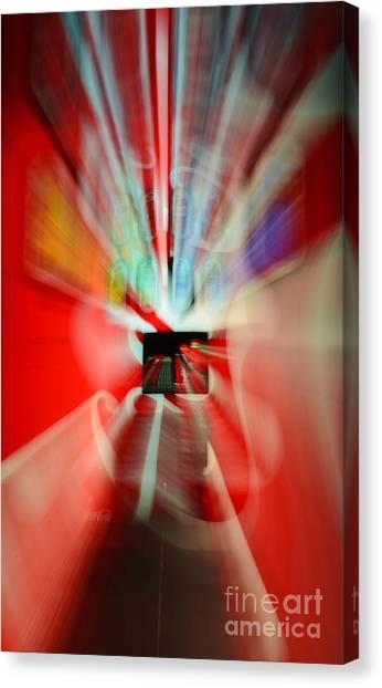 Lynda Dawson-youngclaus Canvas Print - Soda Pop by Lynda Dawson-Youngclaus