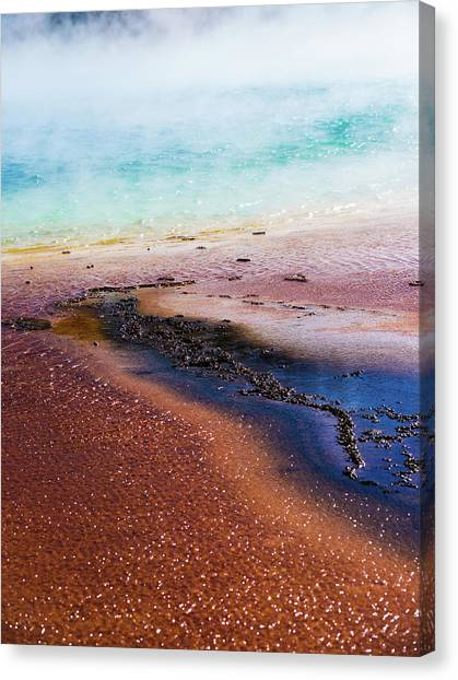 Soda Water Canvas Print