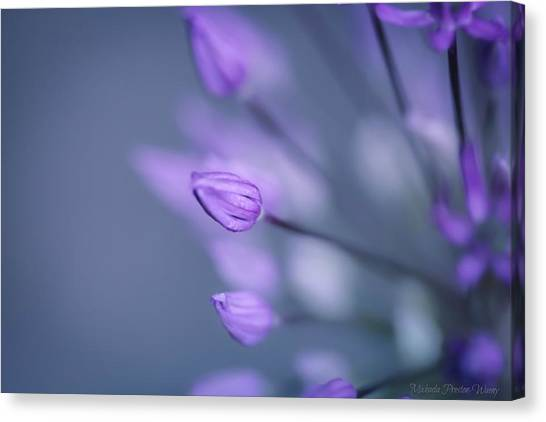 Soft Purple Canvas Print