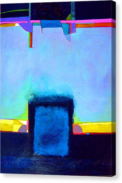 Softened Boundaries Canvas Print by Dale  Witherow