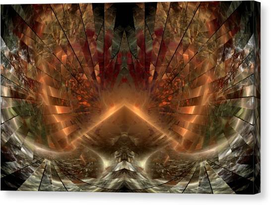 Sol Invictus Canvas Print