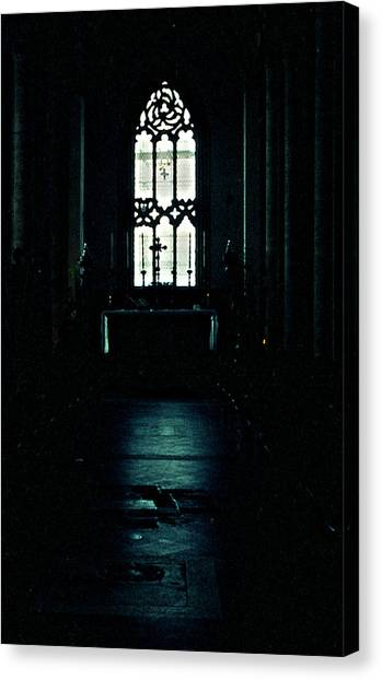 Solemnity Canvas Print