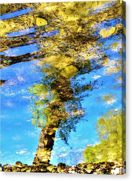 Matting Canvas Print - Soliloquy by SeVen Sumet