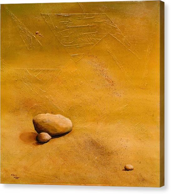 'solitude' Canvas Print by marina Harris