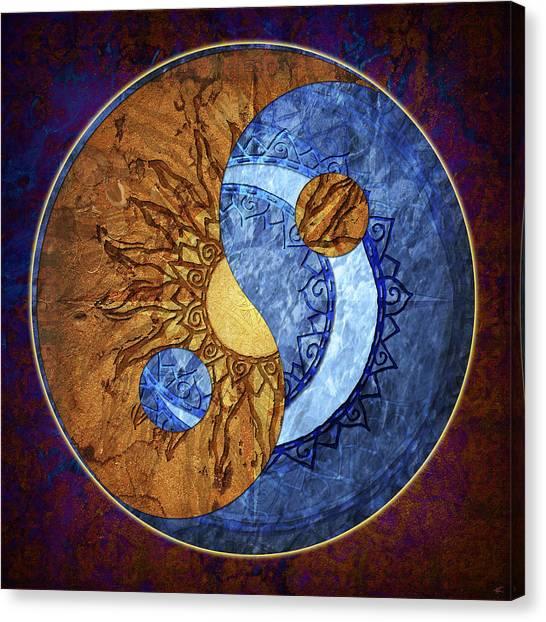 Soluna Canvas Print