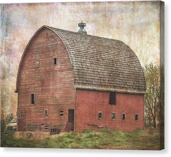 Someplace In Time Canvas Print