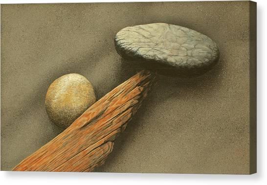 Song For Raymond Carver Canvas Print