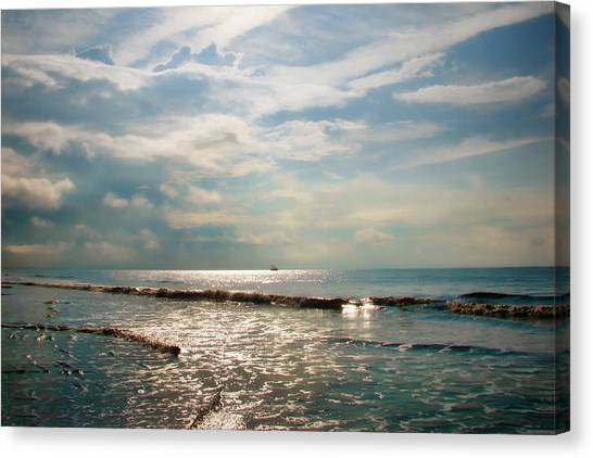 Gallery Wrap Canvas Print - Song Of The Sea by Amy Tyler