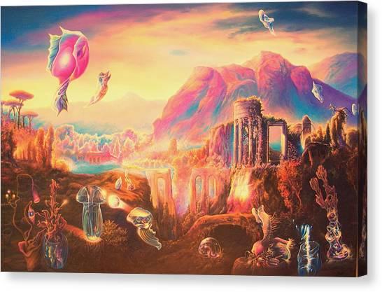Sonntags Dream Canvas Print by James McCarthy