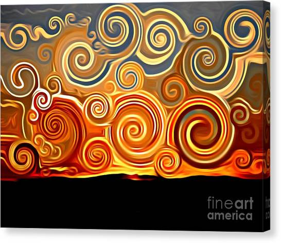 Sonora Sunrise  Canvas Print