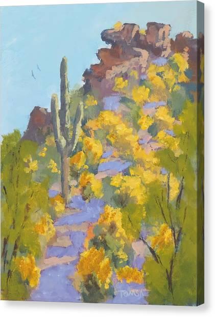 Sonoran Springtime Canvas Print
