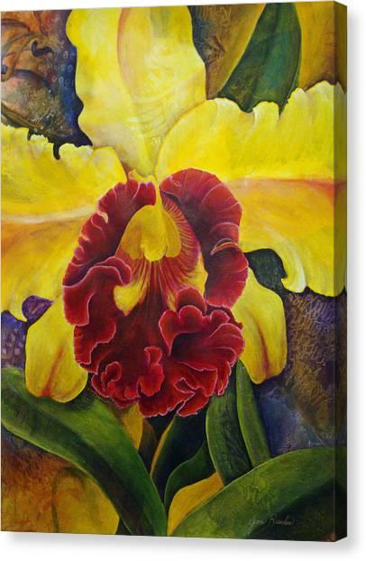 Sophistication 3  Canvas Print