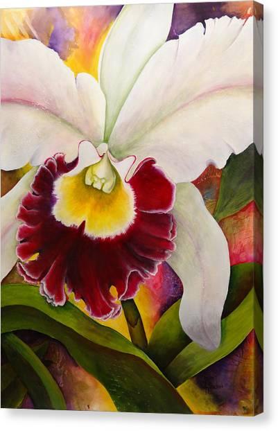 Sophistication 4 Canvas Print