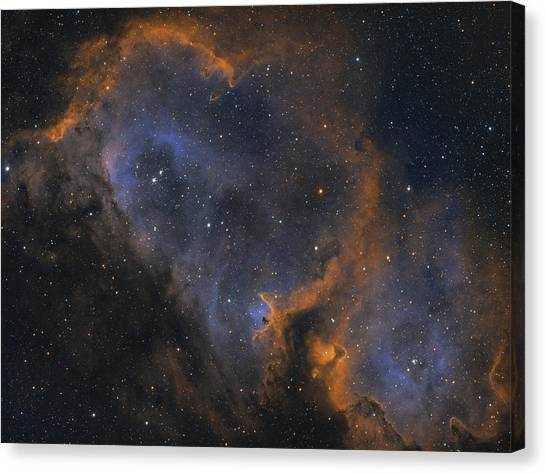Soul Nebula Canvas Print