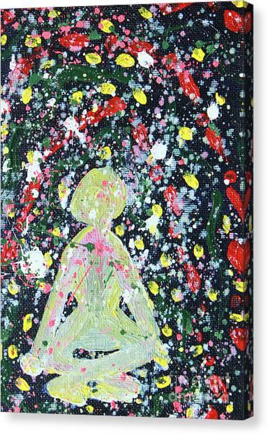 Soul Universal Canvas Print