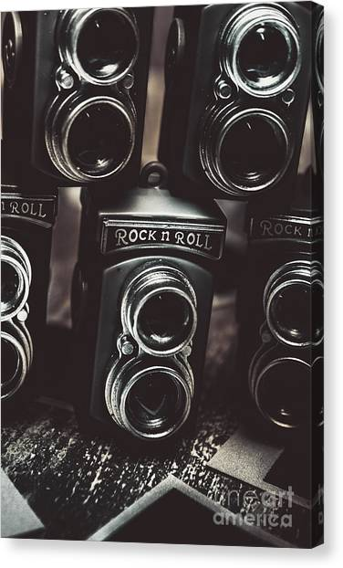 Music Genres Canvas Print - Sound Of Creative Photos by Jorgo Photography - Wall Art Gallery