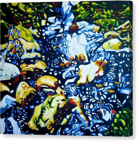 Sourcce Canvas Print