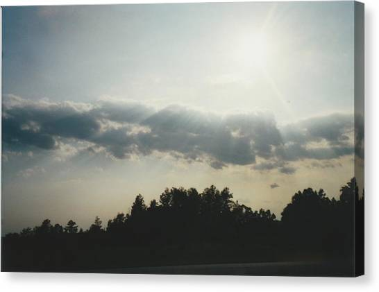 South Carolina Sunrise Canvas Print by Gene Linder