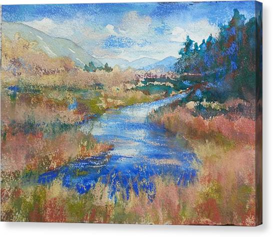 South Fork II Canvas Print