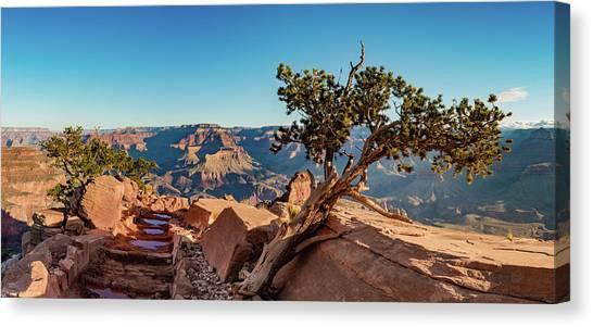 South Kaibab Grand Canyon Canvas Print