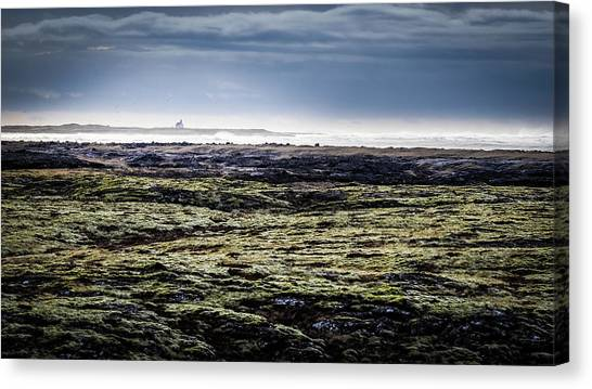 South West Iceland Canvas Print