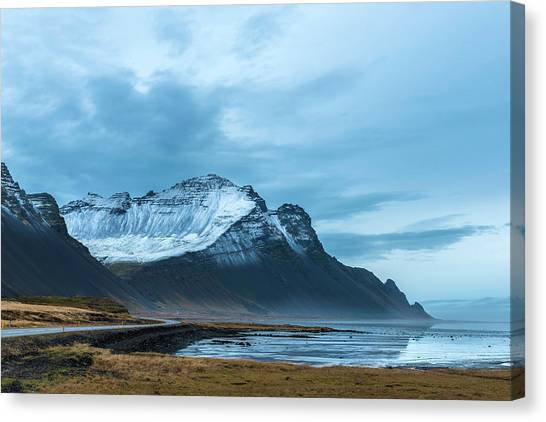 Southeast Iceland Countryside Canvas Print