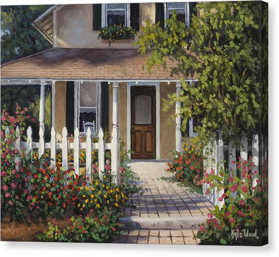 Southern Appeal Canvas Print